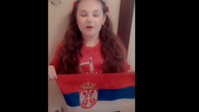 Photo of NESTO NAJLEPSE STO CETE CUTI DANAS:Mala Jana je poslala mocnu poruku.