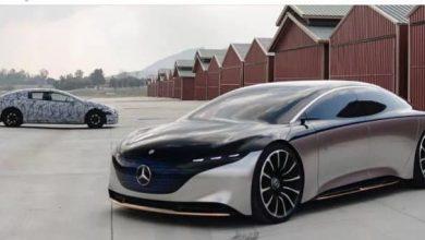 Photo of Mercedes-Benz EQS: Eletrici mocicete sa jednim punjenjem preko 700km