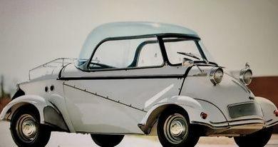 "Photo of Mali automobil, velika cena: FMR Tg 500 ""Tiger"" na aukciji"