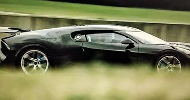 Photo of Bugatti testira La Voiture Noire na trkalištu