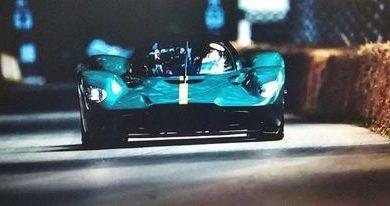 Photo of Aston Martin Valkirie je nokautiran zbog dela koji košta 6 evra