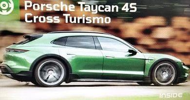 Photo of Porsche Taican 4S Cross Turismo Test Drive – Avanturista 2.0