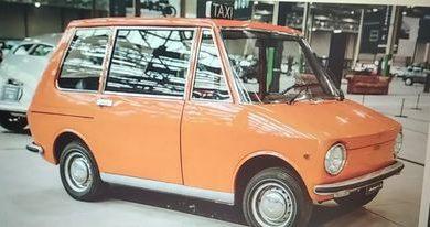 Photo of Zaboravljeni koncept – Fiat 850 Citi Taki (1968)