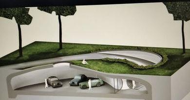 Photo of Podzemna garaža iz snova dostojna Džejmsa Bonda!