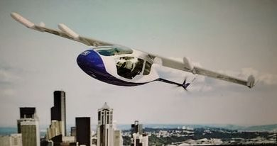 Photo of Leteći taksiji osvajaju Pariz, Milano i Tokio
