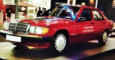Photo of Mnogo pre Mercedes EQ, Mercedes 190. Elektro!