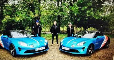 "Photo of Alpine predstavlja A110 ""Trackside"" za svoje vozače F1"